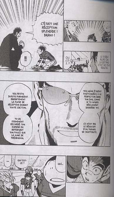 Eye Shield 21 T26 : Match partial (0), manga chez Glénat de Inagaki, Murata