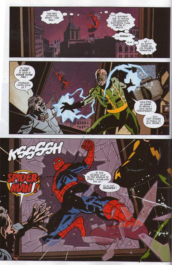 Spider-Man (revue) – V 2, T130 : Le pouvoir au peuple (0), comics chez Panini Comics de Van Lente, Waid, Dension, Kitson, Azaceta, Coover, Cox, Stewart, Djurdjevic