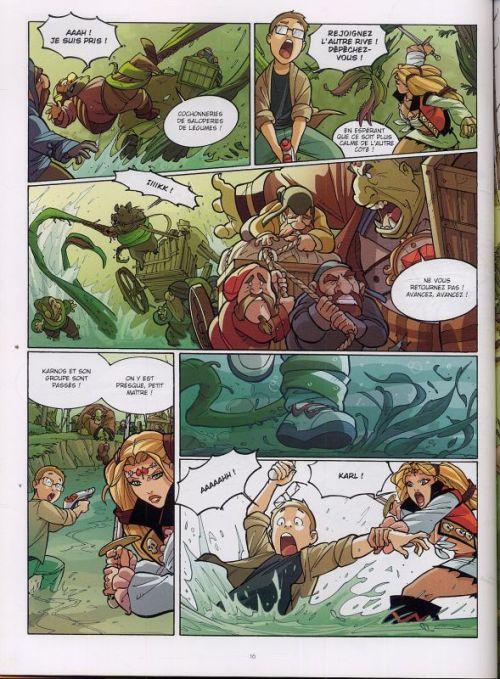 Le maître des ogres T2 : Le réveil des clans (0), bd chez Le Lombard de Rodrigue, Cucca, Giumento