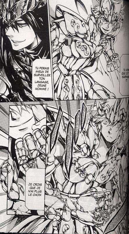 Saint Seiya - The lost canvas  T14, manga chez Kurokawa de Teshirogi