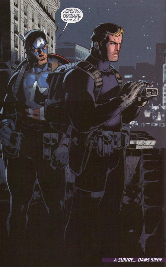Dark Reign T14 : Le réveil de la bête (0), comics chez Panini Comics de Hickman, Bendis, Bachalo, Deodato Jr, Caselli, Beredo, Fabela