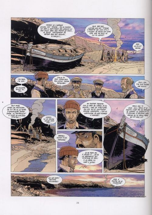 Belem T4 : La dernière traversée (0), bd chez Glénat de Delitte