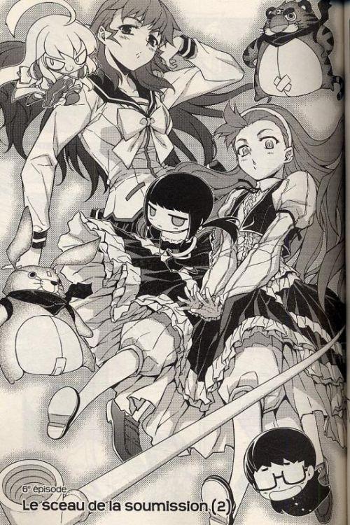 Onihime Vs T2, manga chez Bamboo de Lim, Lee