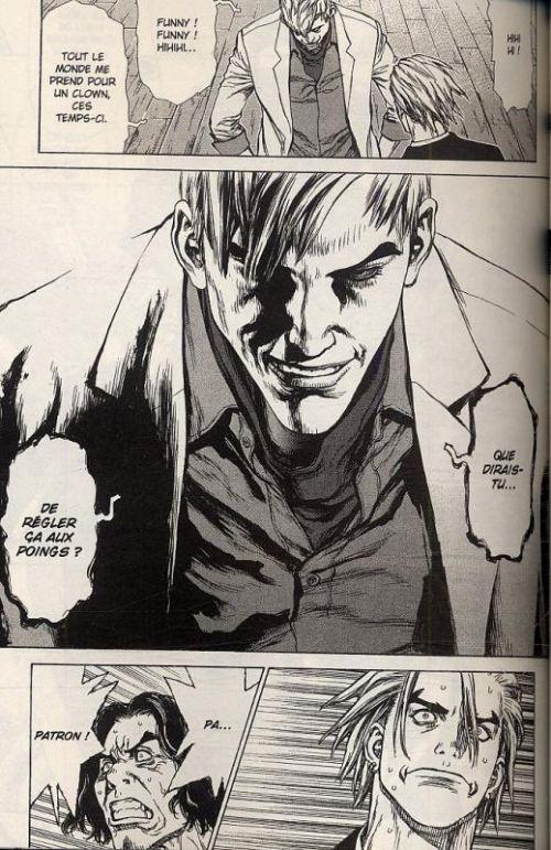 Sun-Ken Rock T10, manga chez Bamboo de Boichi