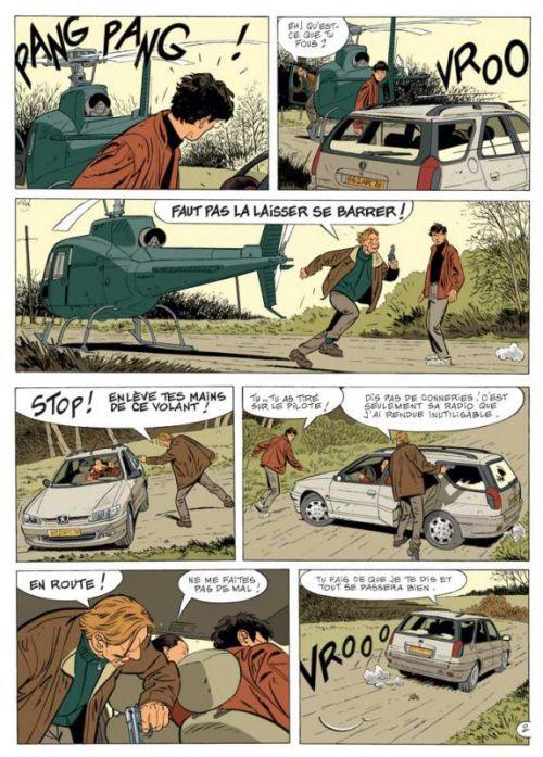 Jérôme K. Jérôme Bloche T22 : Mathias (0), bd chez Dupuis de Dodier, Cerise