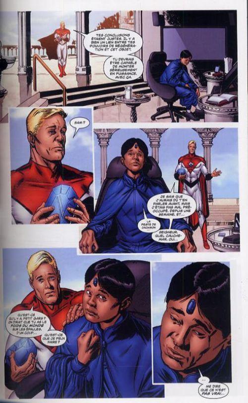 Irrécupérable T2 : Trahison (0), comics chez Delcourt de Waid, Chaykin, Krause, Dalhouse