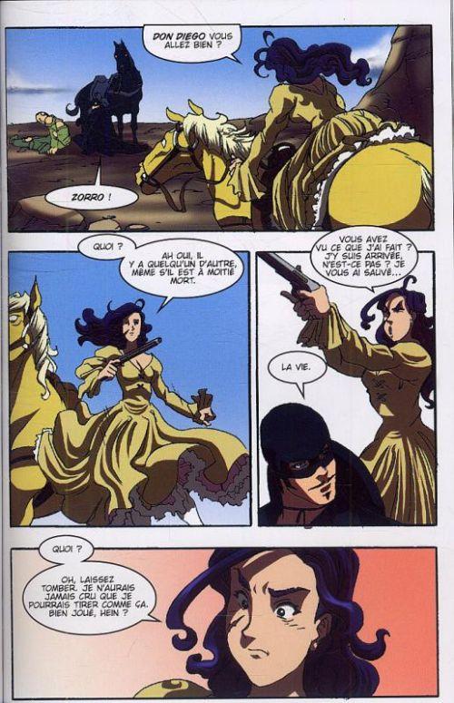 Zorro T3 : Vautours (0), bd chez Glénat de Mcgregor, Lima, de Miranda