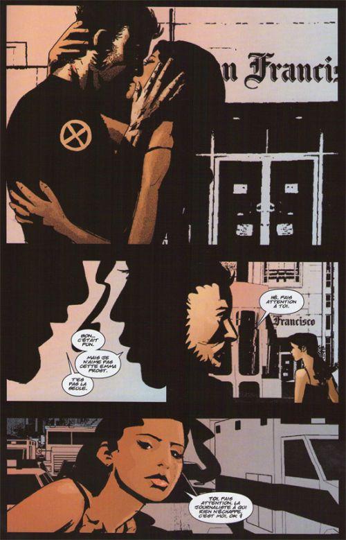 Wolverine (revue) – Revue V 1, T203 : Sept contre un (1) (0), comics chez Panini Comics de Aaron, Way, Braithwaite, Smith, Troy