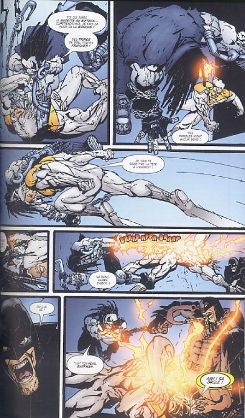 The Authority - Lobo : Le cahier spécial vacances (0), comics chez Panini Comics de Peyer, Pfeifer, Grant, Giffen, Iwahashi, Bisley, Nord, Kindzierski, Baron, Mettler, Stewart, Brasted