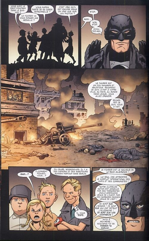 The Authority - Midnighter : Machine à tuer (0), comics chez Panini Comics de Ennis, Fabry, Phillips, Sprouse, Snejberg, Mayor, Rench, Wildstorm fx