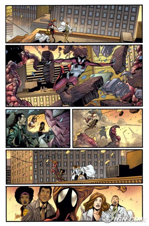 Ultimate Spider-man - Hors série T1 : L'ennemi (0), comics chez Panini Comics de Bendis, Sandoval, Wilson, McGuinness
