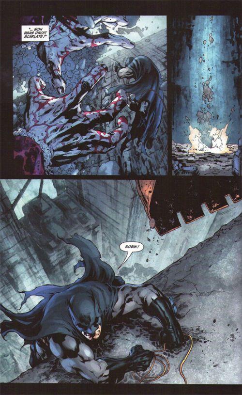 Batman Universe T5 : Le réveil (0), comics chez Panini Comics de Daniel, Morrison, Tan, Sinclair, Hannin, Finch