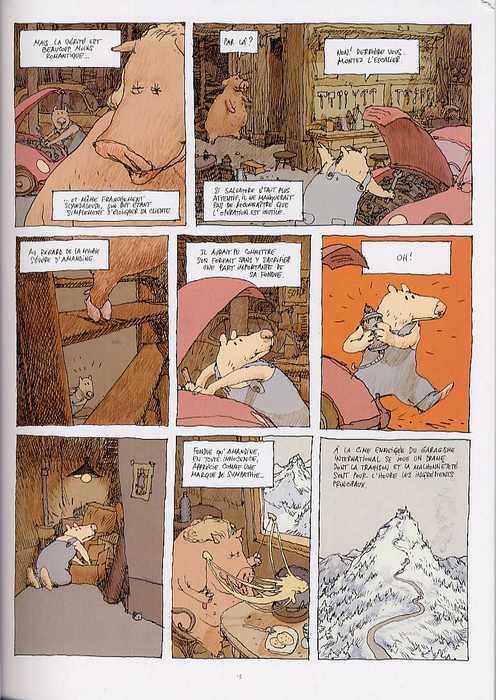 Salvatore T1 : Transports amoureux (0), bd chez Dupuis de de Crecy, Ruby