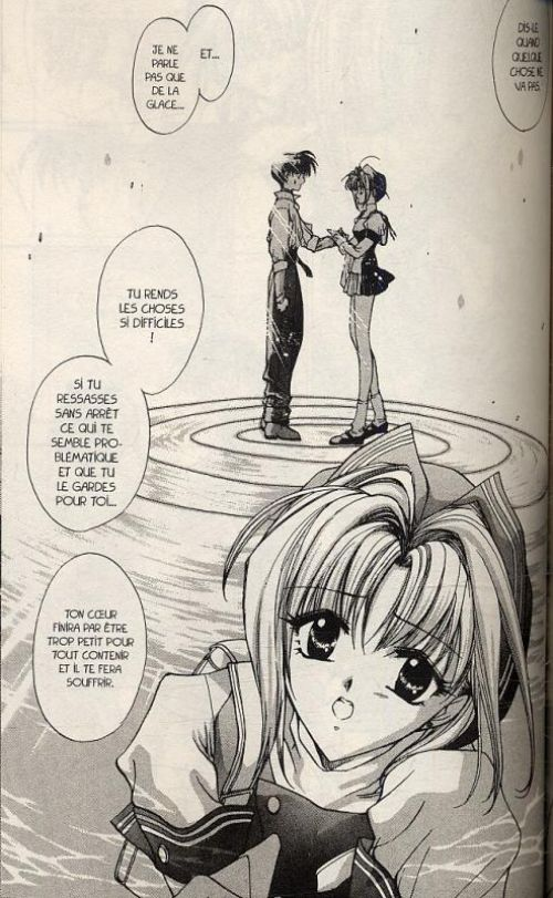 E'S T2, manga chez Pika de Yuiga