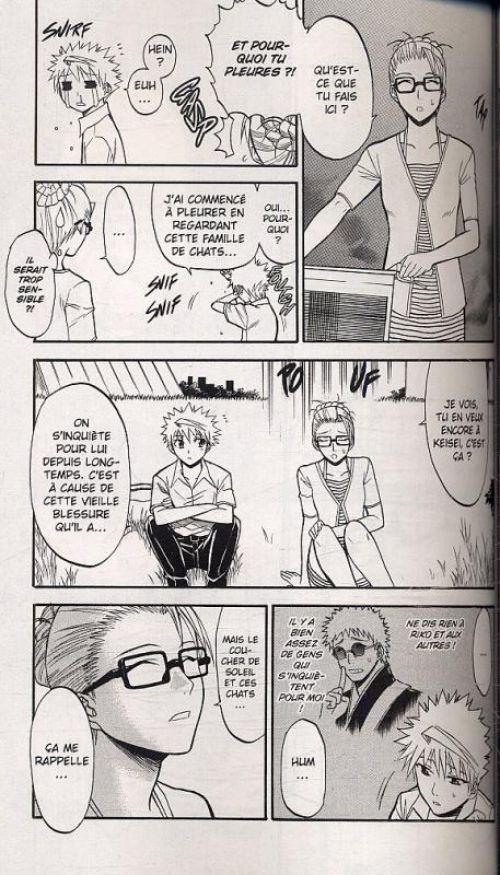 Shikabane hime T3, manga chez Kazé manga de Akahito