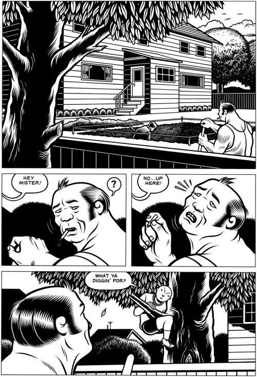 Big Baby, comics chez Cornelius de Burns