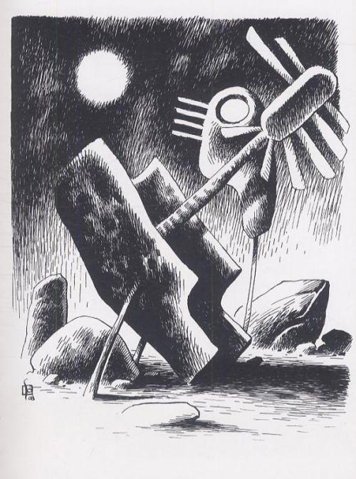 Une Croisière au hasard, bd chez Scutella Editions de Josepe