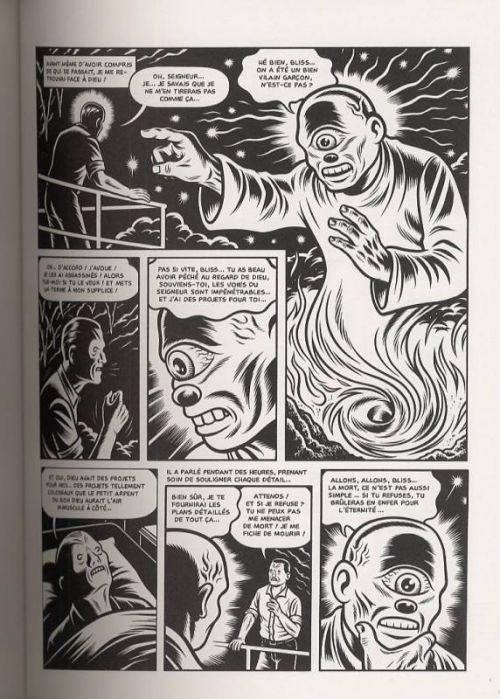Fleur de peau, comics chez Cornelius de Burns
