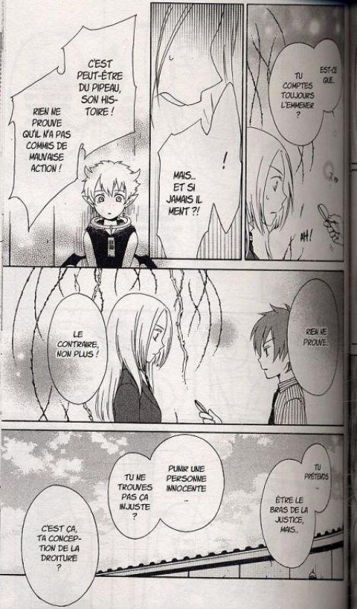 Crimson prince T2, manga chez Ki-oon de Kuwahara