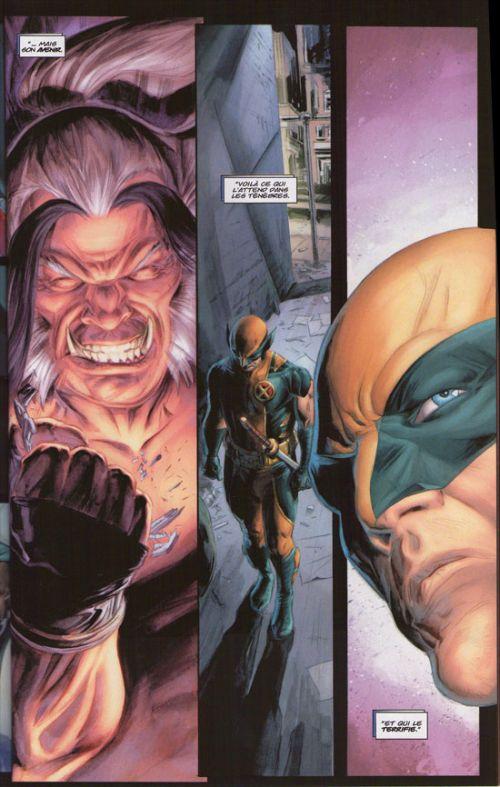 Wolverine (revue) – Revue V 1, T204 : Sept contre un (2) (0), comics chez Panini Comics de Way, Braithwaite, Troy