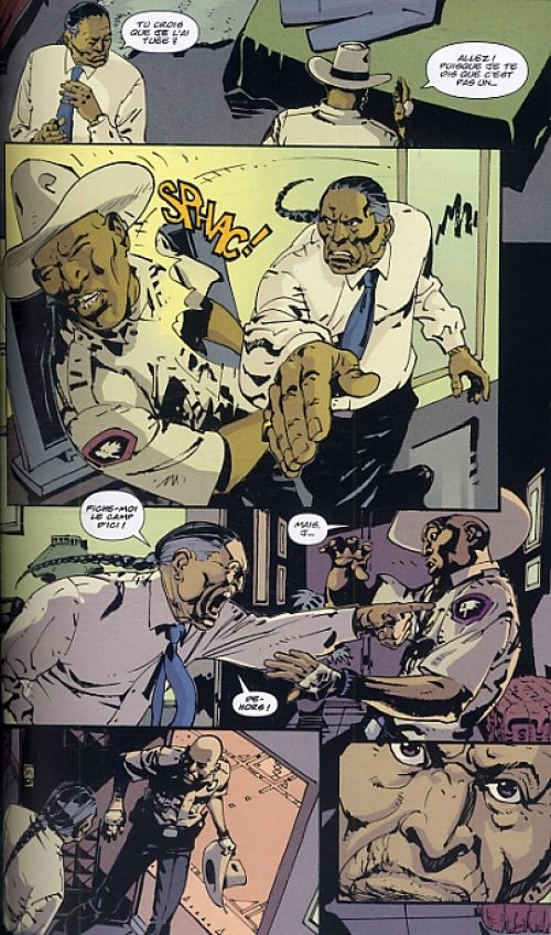 Scalped T3 : Mères mortes (0), comics chez Urban Comics de Aaron, R.M. Guéra, Furno, Leon, Brusco, Jock