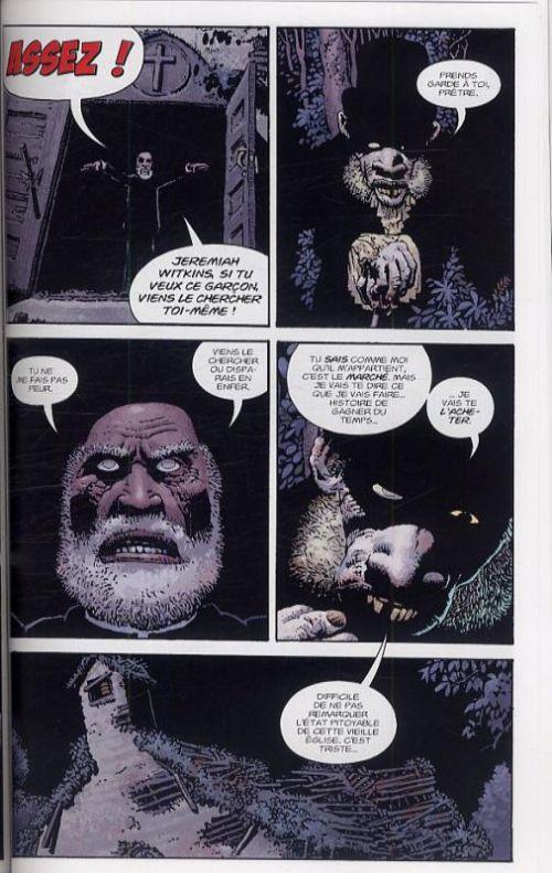 Hellboy T11 : L'homme tordu (0), comics chez Delcourt de Dysart, Mignola, Corben, Fegredo, Alexander, Stewart