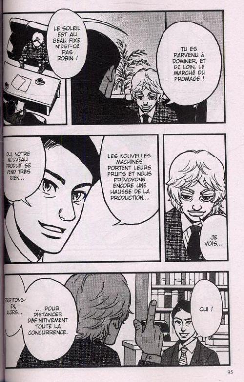 Le Capital T2, manga chez Soleil de Variety artworks studio, Engels, Marx