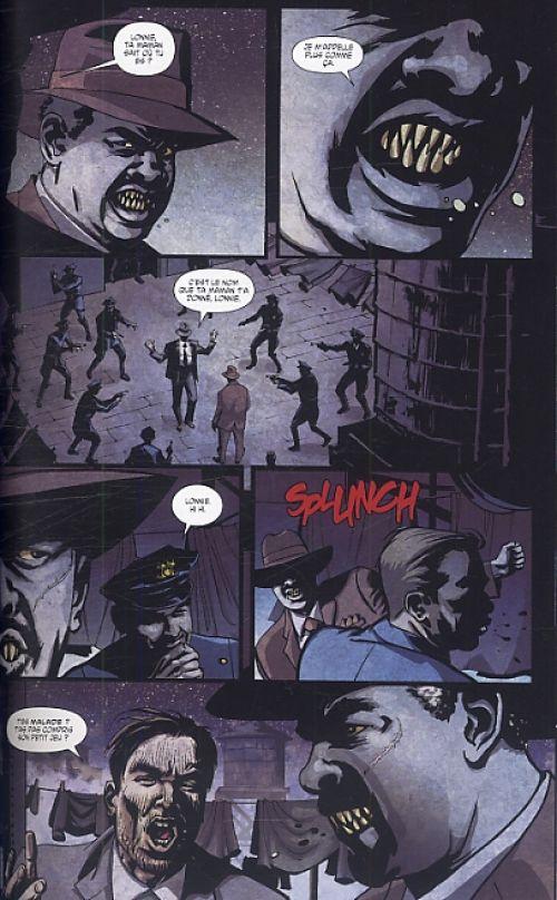 Marvel Noir, Luke Cage : Clair de lune sur Harlem (0), comics chez Panini Comics de Benson, Glass, Martinbrough, Filardi, Bradstreet