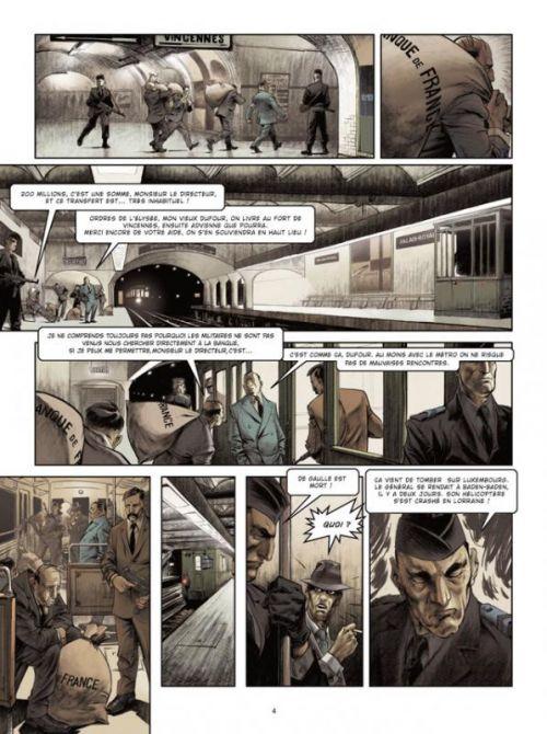 Jour J T6 : L'imagination au pouvoir (0), bd chez Delcourt de Pécau, Duval, Mr fab, Fernandez, Manchu, Blanchard