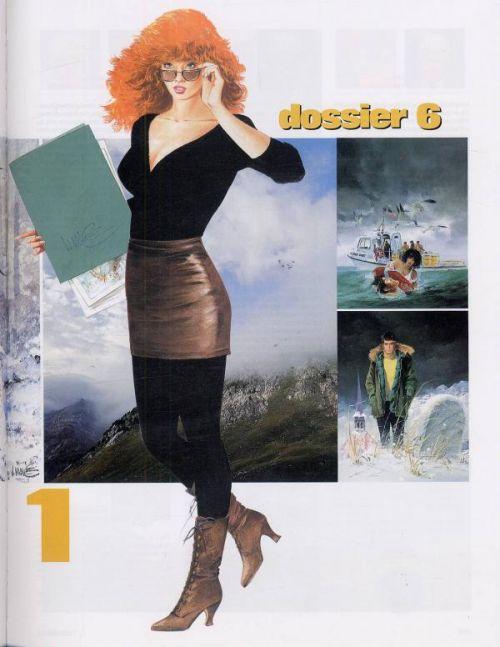 XIII T13 : The XIII Mystery - L'enquête (0), bd chez Dargaud de Van Hamme, Vance, Petra