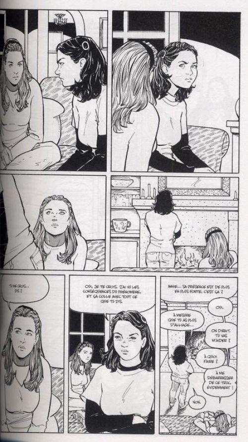 Echo T4 : Collision (0), comics chez Delcourt de Moore