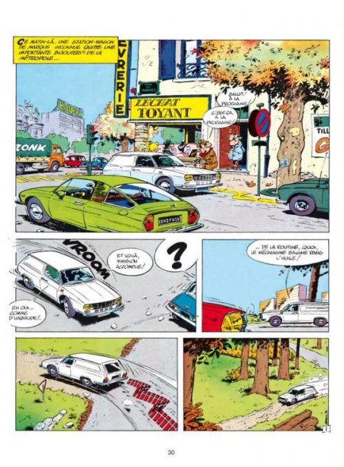 Les petits hommes T3 : 1973-1975 (1), bd chez Dupuis de Seron