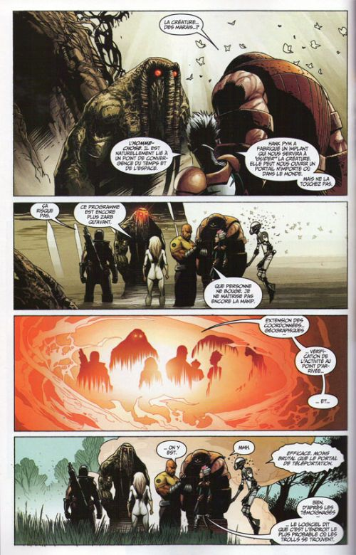Marvel Stars T2 : Mission accomplie ! (0), comics chez Panini Comics de Parker, Pak, Brubaker, Deodato Jr, Conrad, Walker, Pelletier, Guru efx, d' Armata, Martin, Beredo, Romita Jr