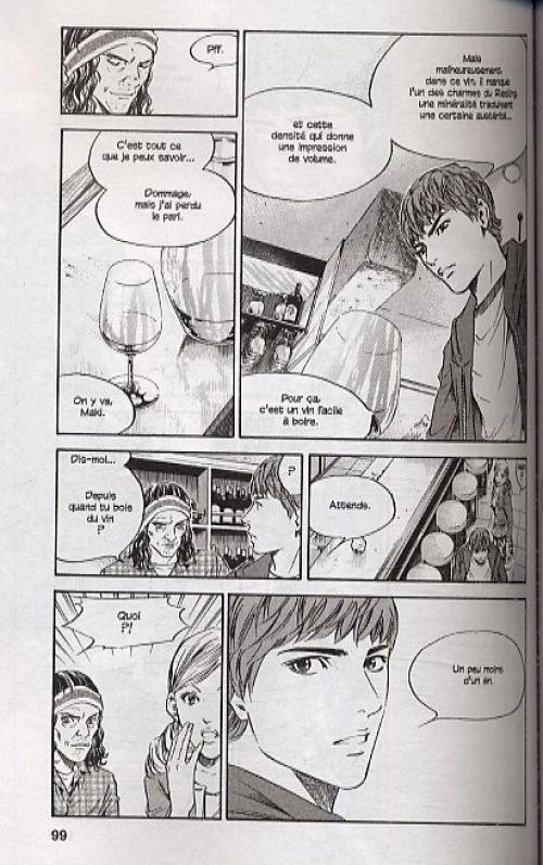 Les gouttes de Dieu T17, manga chez Glénat de Agi, Okimoto