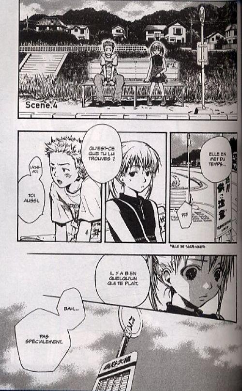 A Lollypop or a bullet T1, manga chez Glénat de Sakuraba, Sugimoto