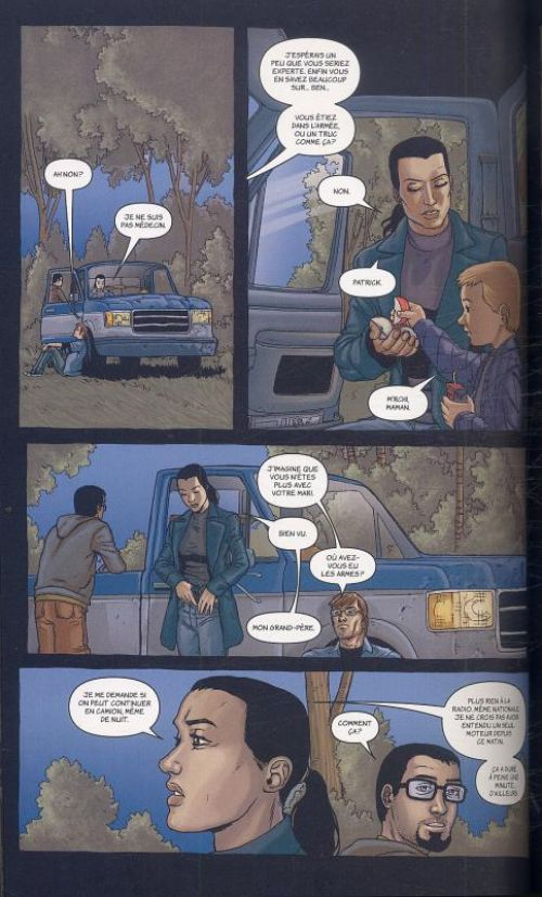 Crossed T1, comics chez Milady Graphics de Ennis, Burrows, Waller, Juanmar