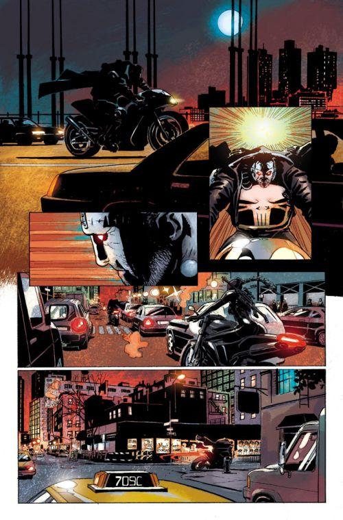 Marvel Saga – V 1, T10 : Dark Wolverine vs Franken-castle 1/2 (0), comics chez Panini Comics de Remender, Way, Liu, Diaz, Segovia, Palo, Boschi, Moore, Fabela, Brown, Bianchi