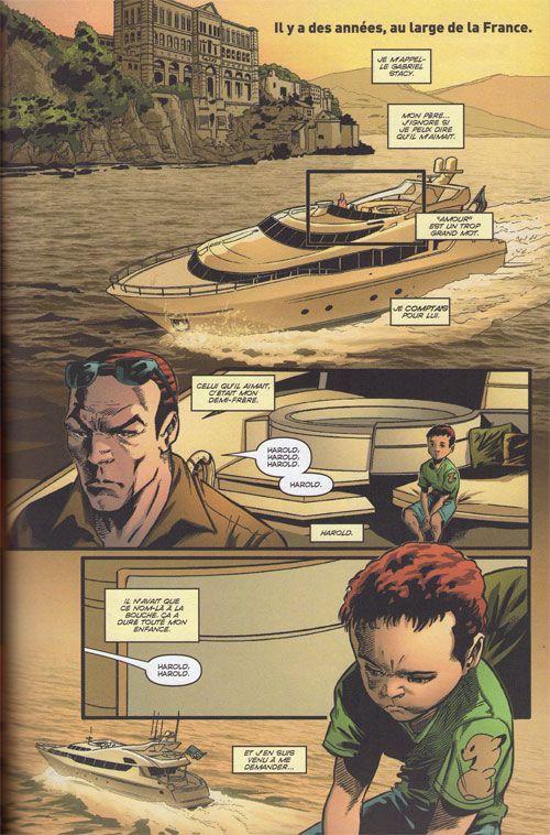 Spider-Man - Hors série T33 : American son (0), comics chez Panini Comics de Reed, Segovia, Hardin, Faucher, Olliffe, Briones, Cox, Djurdjevic