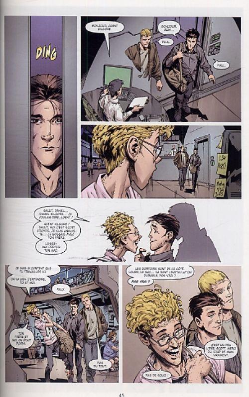 Haunt T2 : Mirages (0), comics chez Delcourt de McFarlane, Kirkman, Capullo, FCO Plascencia