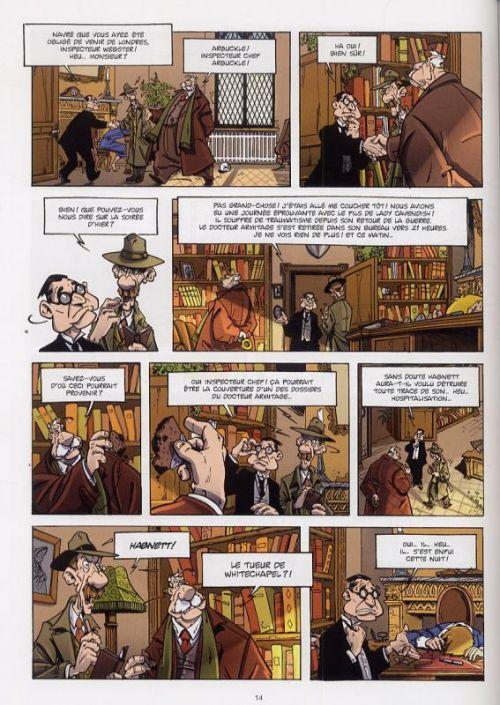 Vieille bruyère et bas de soie – cycle 1, T2 : Murder party (0), bd chez Paquet de Willem, Pantoja