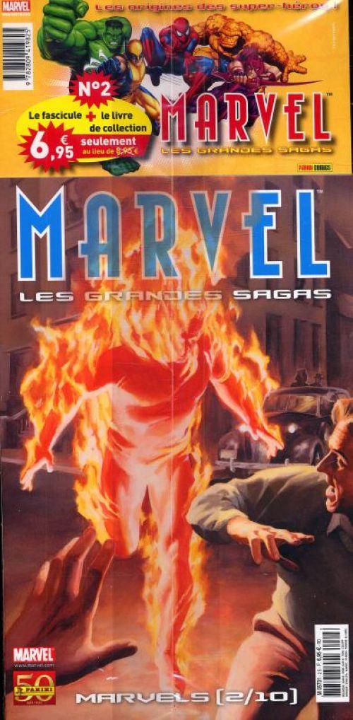 Marvel : Les grandes sagas T2 : Thor - Marvels (2/10)  (0), comics chez Panini Comics de Davis, Jurgens, Romita Jr, Wright, Schwager