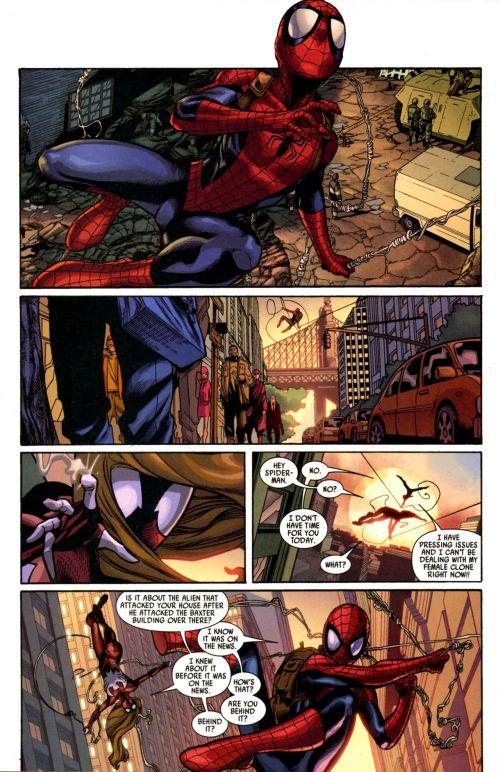 Ultimate Spider-man - Hors série T2 : Le mystère (0), comics chez Panini Comics de Bendis, Bonet, Sandoval, Wilson, Campbell