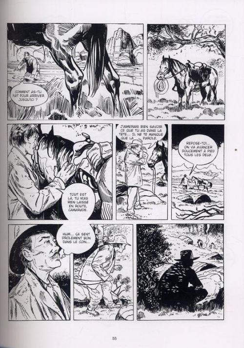 Texas exil, bd chez Emmanuel Proust Editions de Daeninckx, Mako