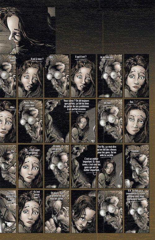 Sam & Twitch T1 : Udaku (1), comics chez Delcourt de Bendis, Medina, Fotos, Hutchinson, Broeker, Capullo