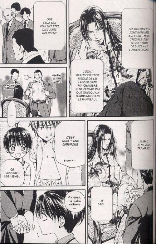 Viewfinder T4, manga chez Asuka de Yamane