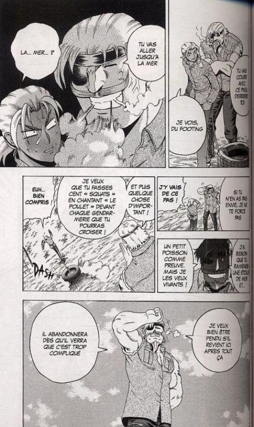 Ken-Ichi – Le disciple ultime 1, T20, manga chez Kurokawa de Matsuena