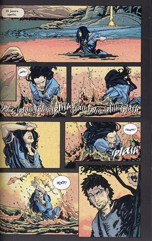 Northlanders T1 : Sven le revenant (1) (0), comics chez Panini Comics de Wood, Gianfelice, McCaig, Carnevale