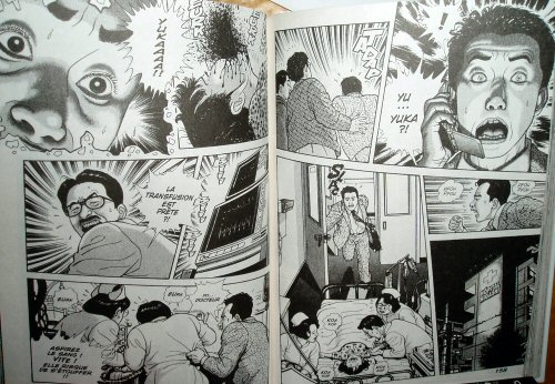 Imbéciles heureux ! T3, manga chez Delcourt de Shaku