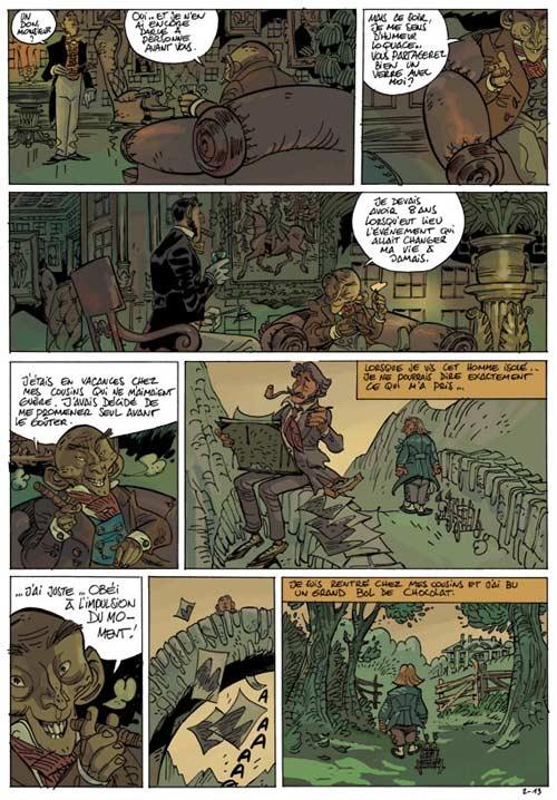 Green manor T3 : Fantaisies meurtrières (0), bd chez Dupuis de Vehlmann, Bodart