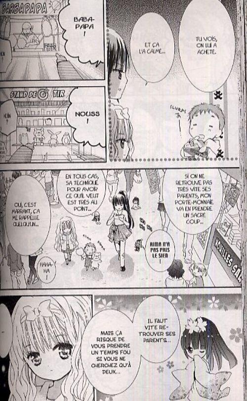 Shugo chara – Edition simple, T12, manga chez Pika de Peach-Pit